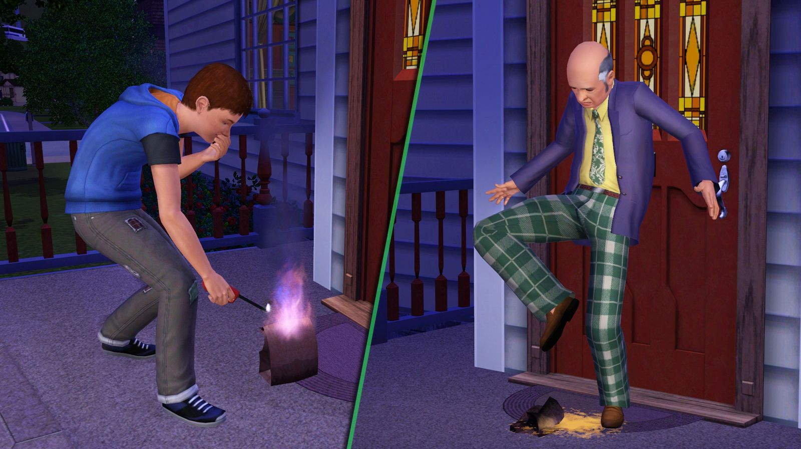 sims 2 TAGS: Y3DF, Incest, Family, mom son, video