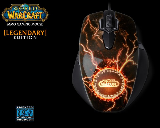 Razer Naga Epic World of Warcraft Driver