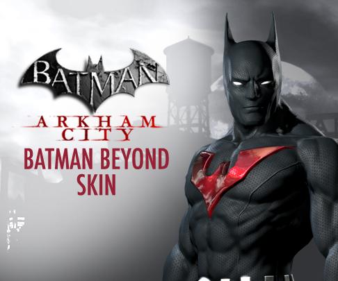Batman Arkham Asylum: Batman Beyond Modpack - YouTube   Batman Arkham City Batman Beyond Flying