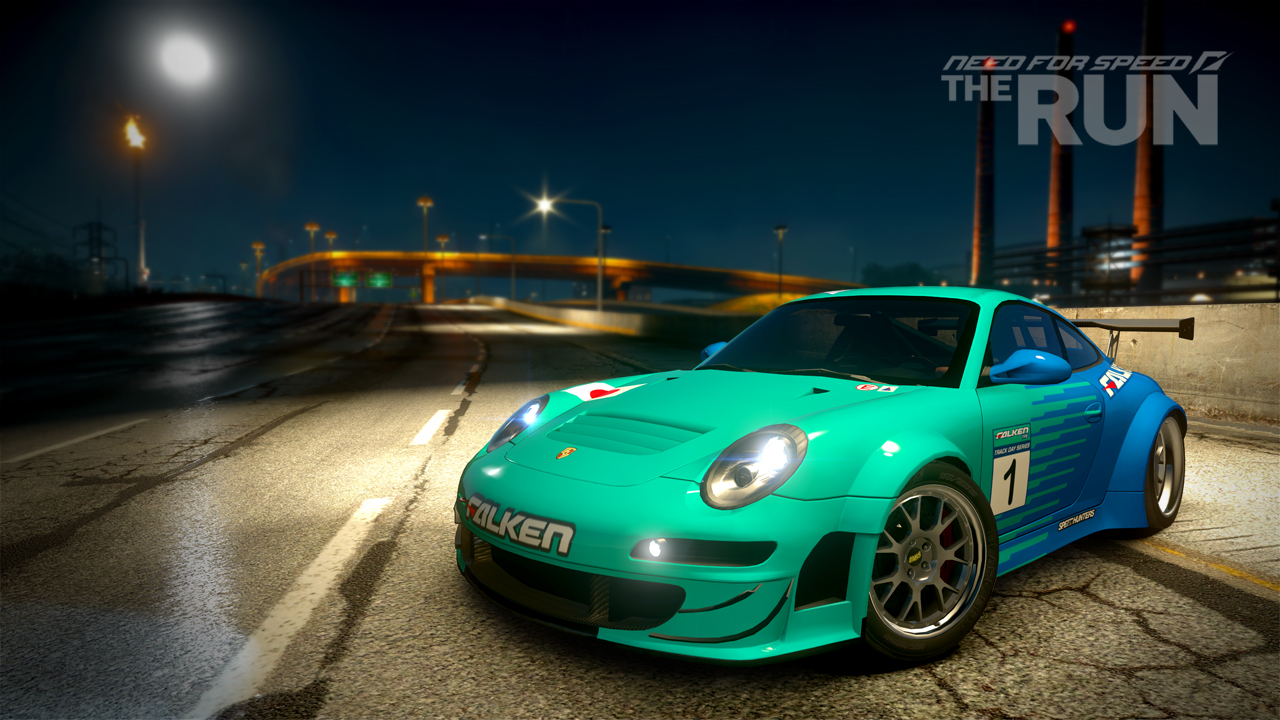 Porsche 911 GT3 Falken