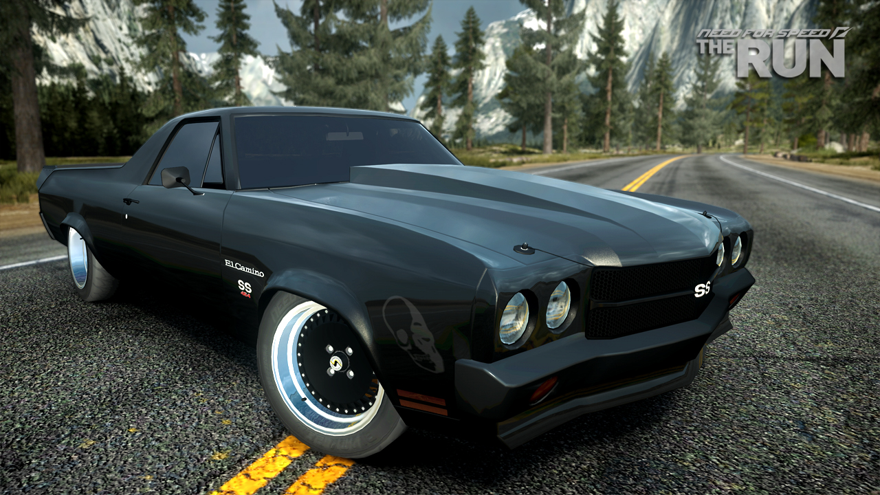 Need For Speed The Run Signature Car Pack