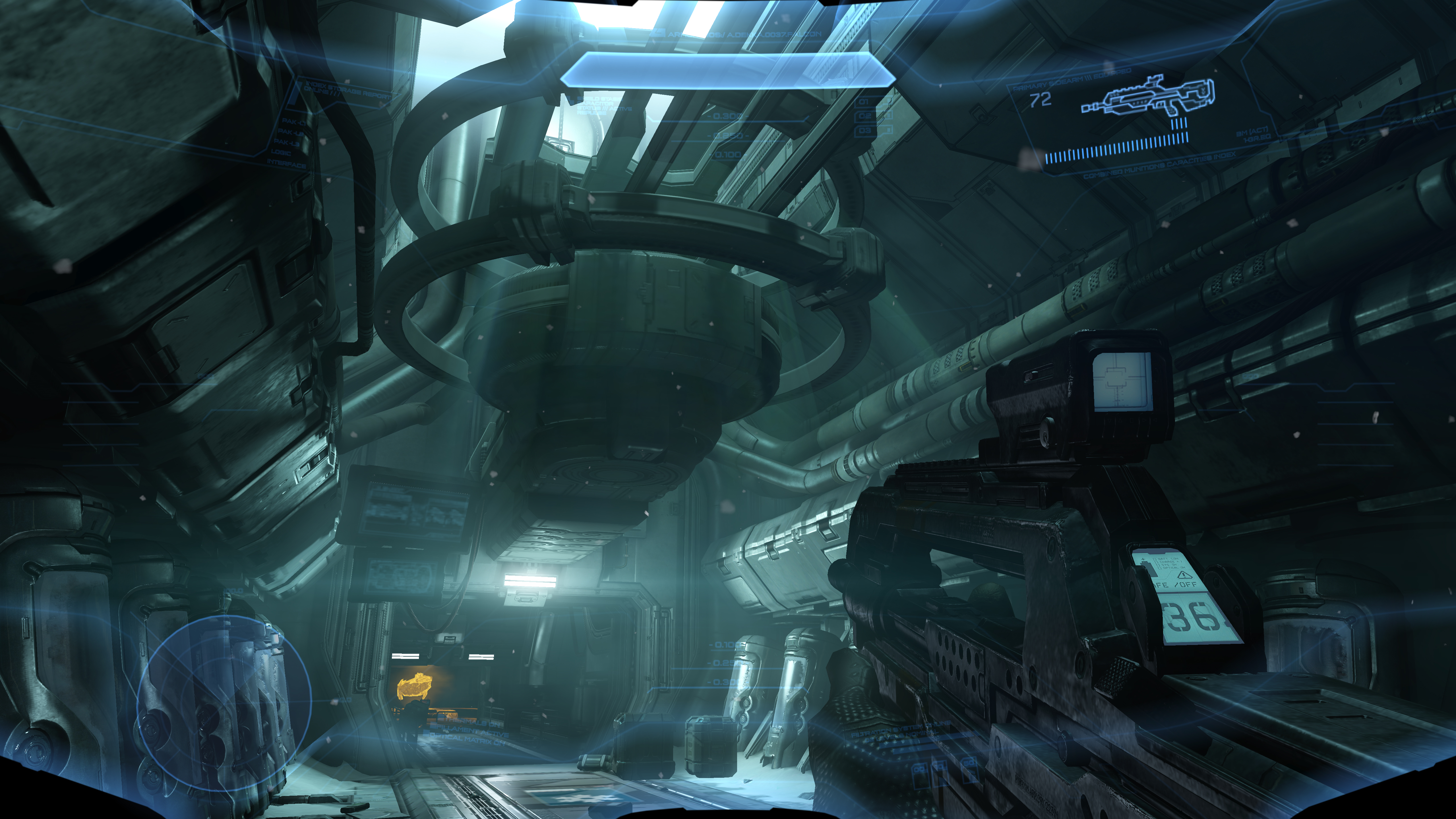 Halo 4 redefines iconic franchise with halo infinity - Halo 4 pictures ...