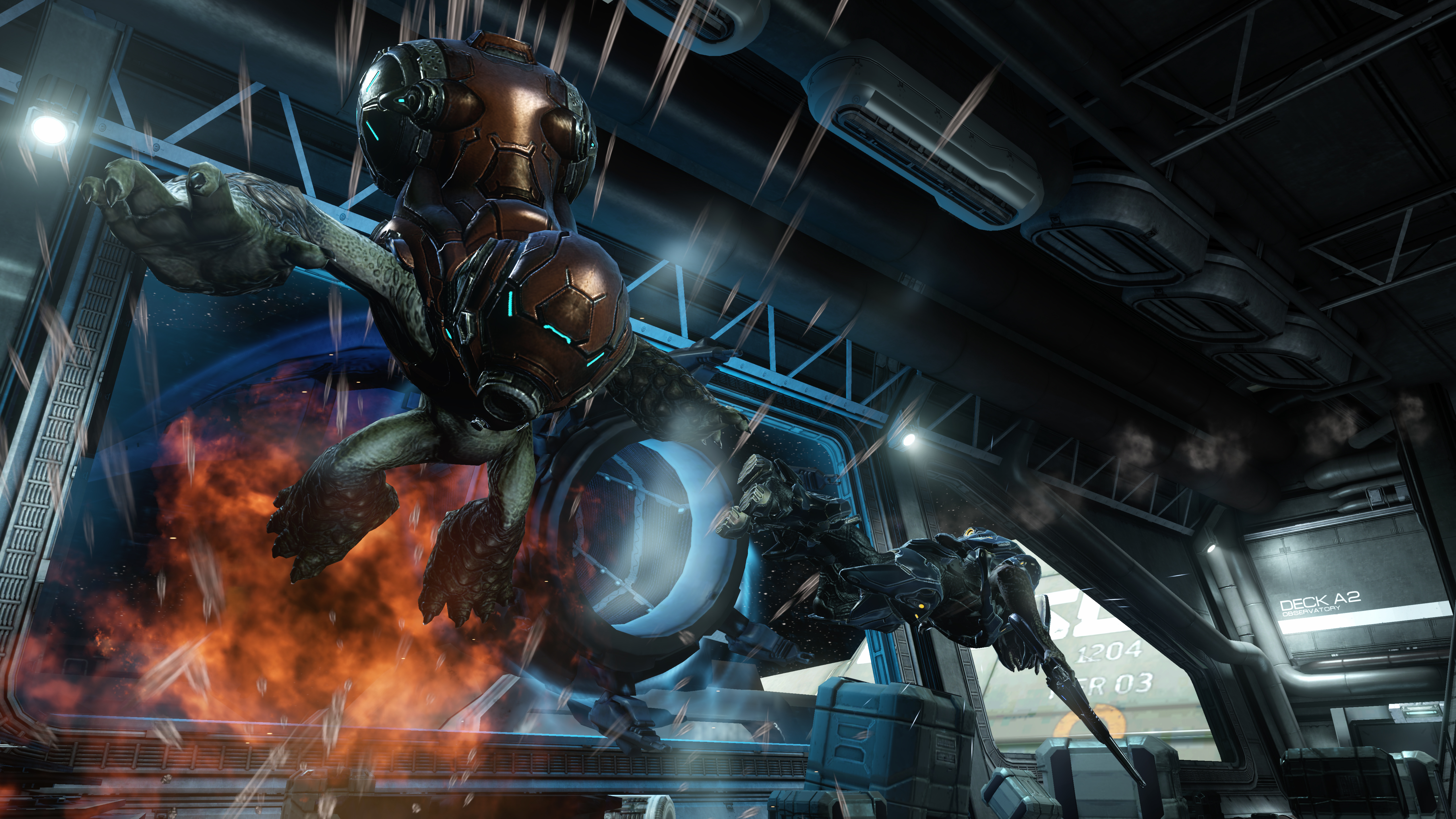 Halo 4 redefines iconic franchise with halo infinity - Halo 4 photos ...