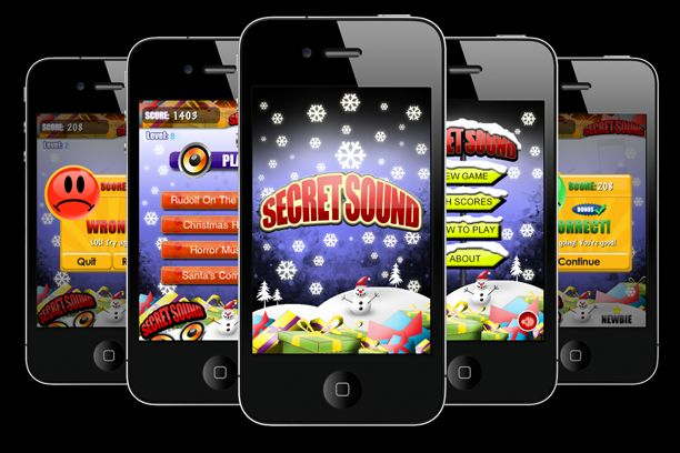 Mobile phone game creator