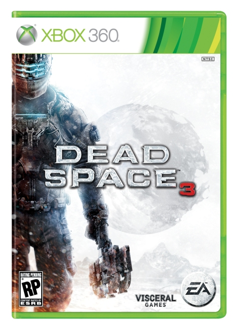 dead space 3 x360 box cover
