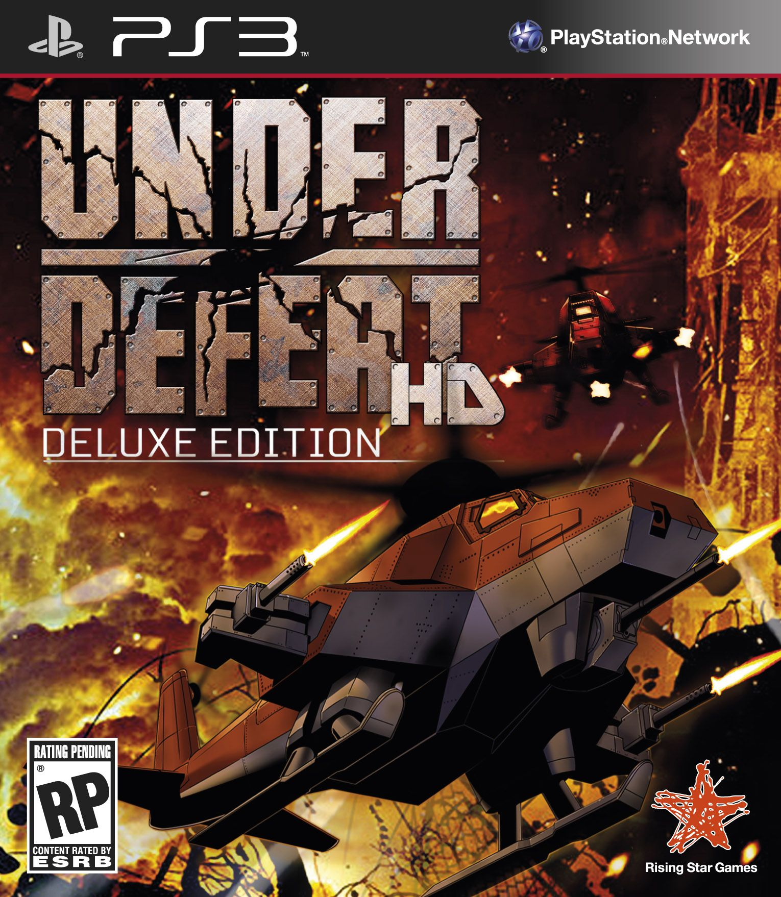 Under Defeat HD Deluxe Edition Comprar Buy helicopteros videojuego