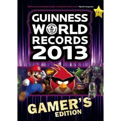 Guinnes World Records Gaming Edition 2013