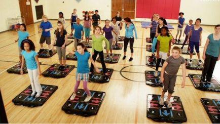 Dance Dance Revolution Classroom Edition