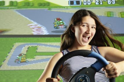 GWR Leyla Hasso - Mario Kart-0633