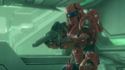 Halo 4 Spartan