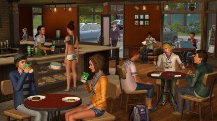 Sims 3 University Life Screenshot