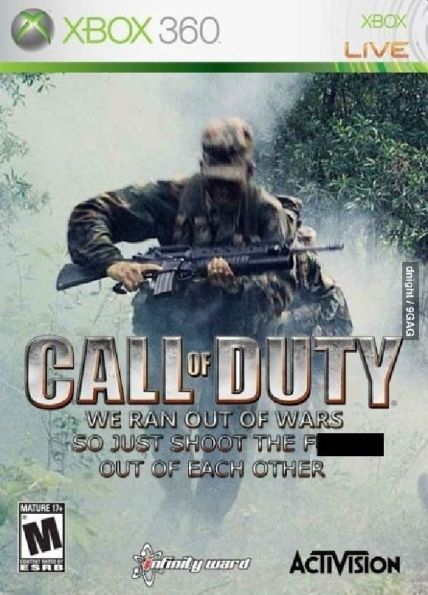 Call of Duty Funny 2-5-13