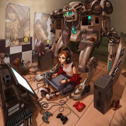 Gamer Girl 2-22-13