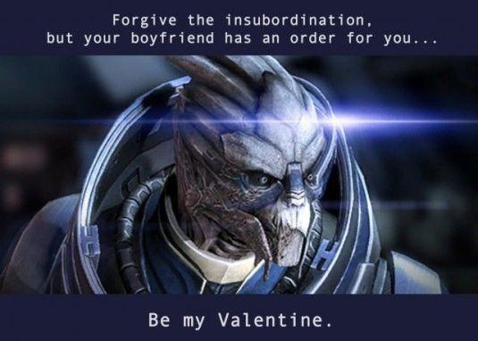 Valentine - Garris 2-14-13
