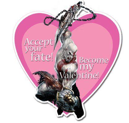 Valentine - Kratos 2-14-13