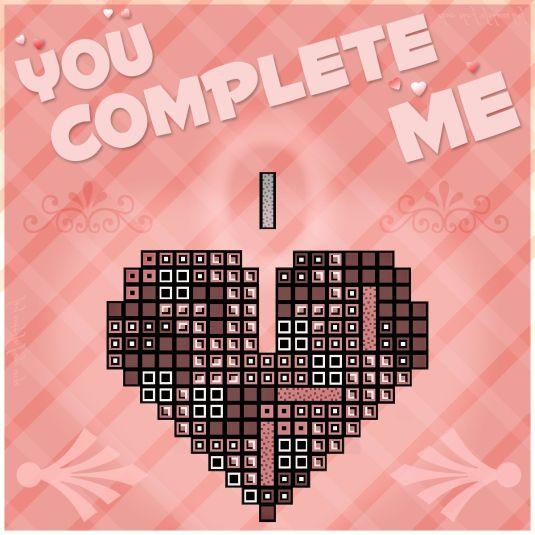 Valentine - Tetris 2-14-13