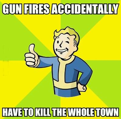 Fallout Funny 3-12-13