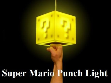 Super Mario Punch Light 3-14-13