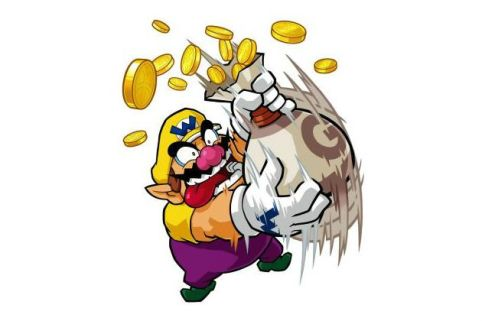 Wario - Bag of Gold